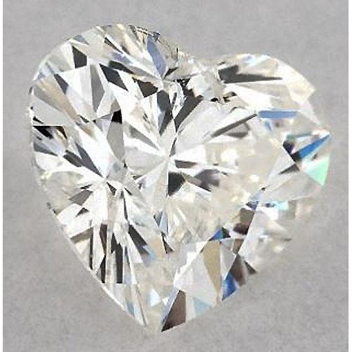 Diamond 3 Carats Heart Diamond Loose D Vs1 Very Good Cut