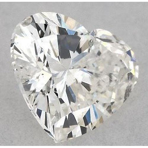 Diamond 5 Carats Heart Diamond Loose K Vs2 Very Good Cut