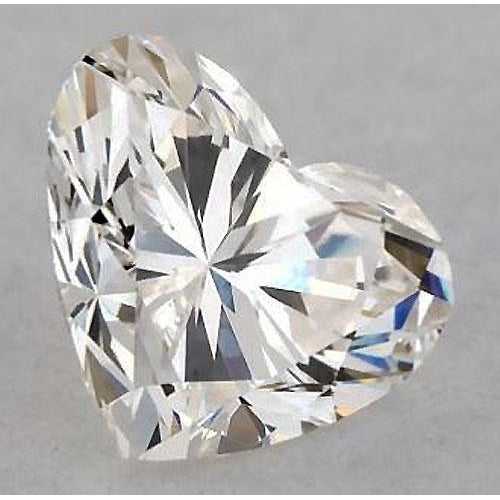 Diamond 6 Carats Heart Diamond Loose F Vs2 Very Good Cut