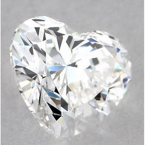 Diamond 4 Carats Heart Diamond Loose D Vvs1 Very Good Cut