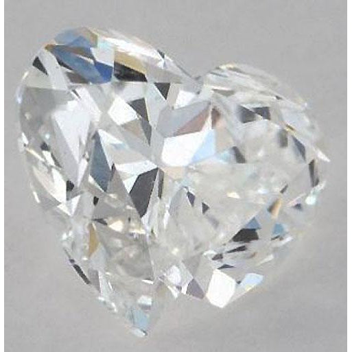 Diamond 1.25 Carats Heart Diamond Loose G Vs1 Very Good Cut