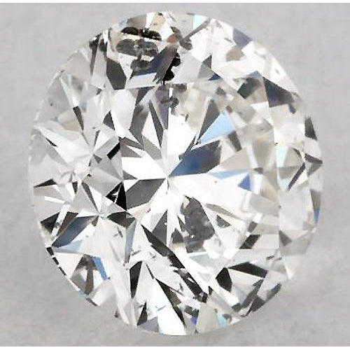 2.25 Carats Round Diamond K SI1 Very Good Cut loose