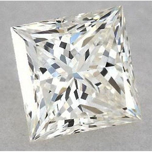 Diamond 4.5 Carats Princess Diamond Loose G Vs1 Excellent Cut