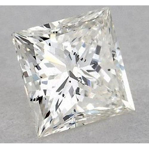 Diamond 4.5 Carats Princess Diamond Loose E Vs2 Excellent Cut