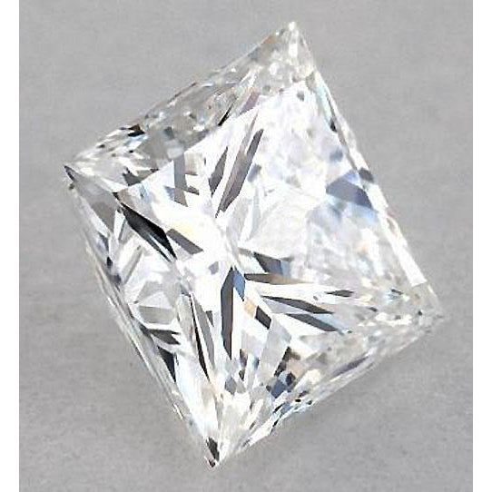 Diamond 7 Carats Princess Diamond Loose J Si1 Very Good Cut