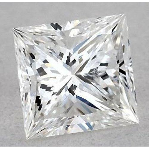 Diamond 6 Carats Princess Diamond Loose I Si1 Very Good Cut