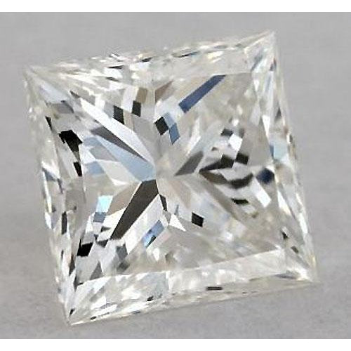 Diamond 6 Carats Princess Diamond Loose F Si1 Very Good Cut