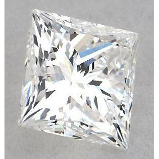 Diamond 6 Carats Princess Diamond Loose G Si1 Very Good Cut
