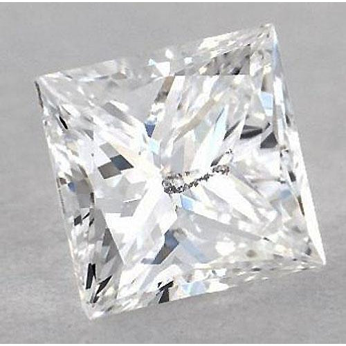 Diamond 6.5 Carats Princess Diamond Loose I Vs1 Excellent Cut