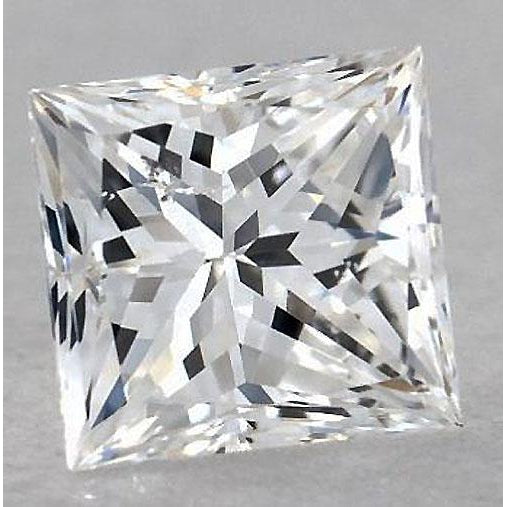 Diamond 6.5 Carats Princess Diamond Loose F Vs2 Excellent Cut
