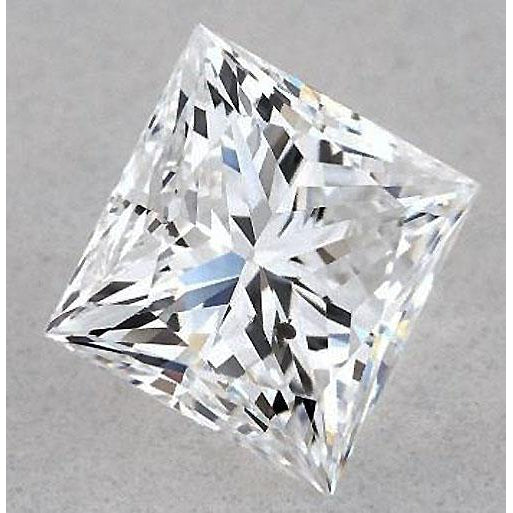 7 Carats Princess Diamond Loose K Vs1 Excellent Cut Diamond
