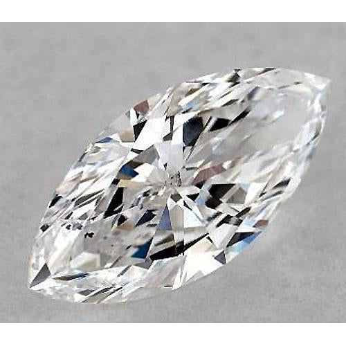 0.75 Carats Marquise Diamond Loose E Vs2 Very Good Cut Diamond