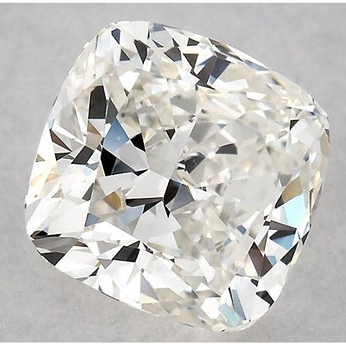 1.25 Carats Cushion Diamond Loose D Vs1 Excellent Cut Diamond