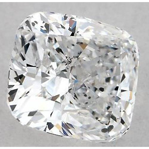 Diamond 1 Carat Cushion Diamond Loose D VS2 Excellent Cut