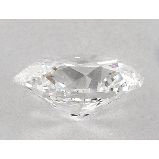Diamond 3.75 Carats Oval Diamond Loose H Vs1 Very Good Cut