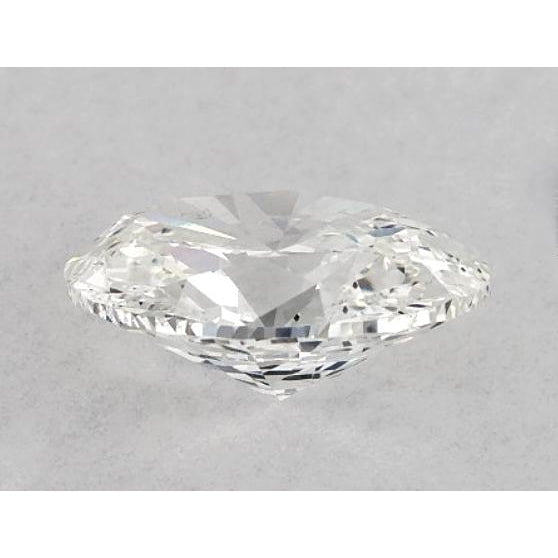 Diamond 6.5 Carats Oval Diamond Loose K Si1 Good Cut