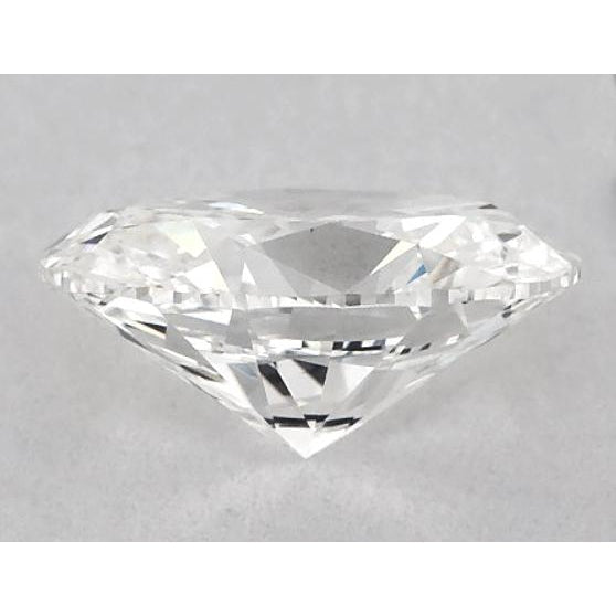 Diamond 5.5 Carats Oval Diamond Loose F Vs2 Very Good Cut
