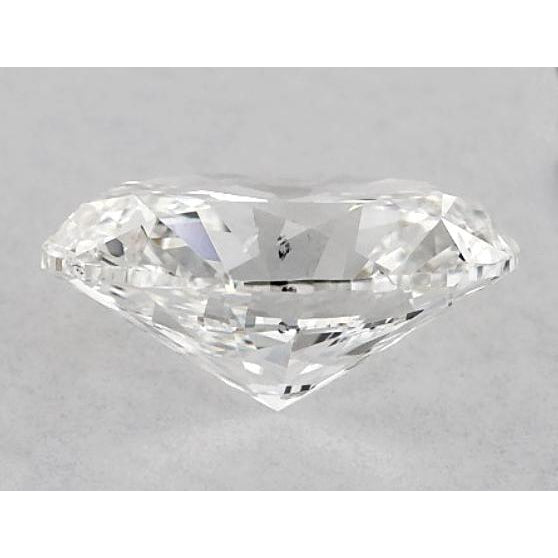 Diamond 5.5 Carats Oval Diamond Loose H Vs2 Very Good Cut
