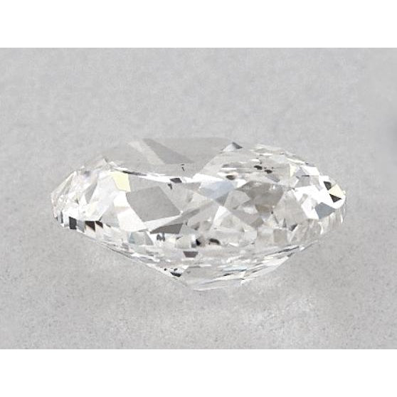Diamond 5.5 Carats Oval Diamond Loose K Vs1 Very Good Cut