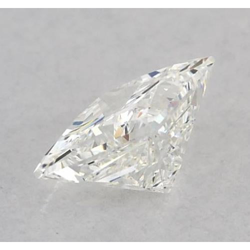 2.75 Carats Princess Diamond loose J VS2 Excellent Cut