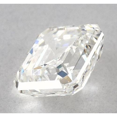 Diamond 3.75 Carats Asscher Diamond Loose J Vvs2 Very Good Cut