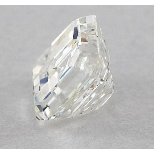 Diamond 4 Carats Asscher Diamond Loose J Vs1 Very Good Cut