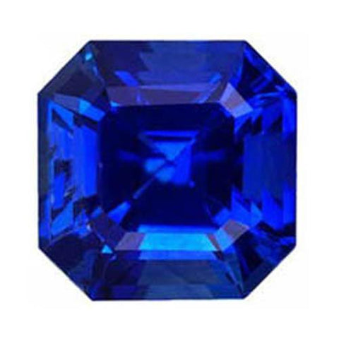 Aaa Natural Approx. 7 Carats Asscher Cut Loose Tanzanite Gemstone Gemstone Loose