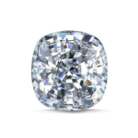 Beautiful Sparkling Cushion Cut Natural Loose Diamond 3 Carats Diamond