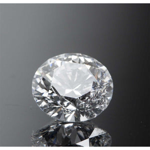 Big 3.50 Carat Round Brilliant Cut Natural Loose Diamond New Diamond
