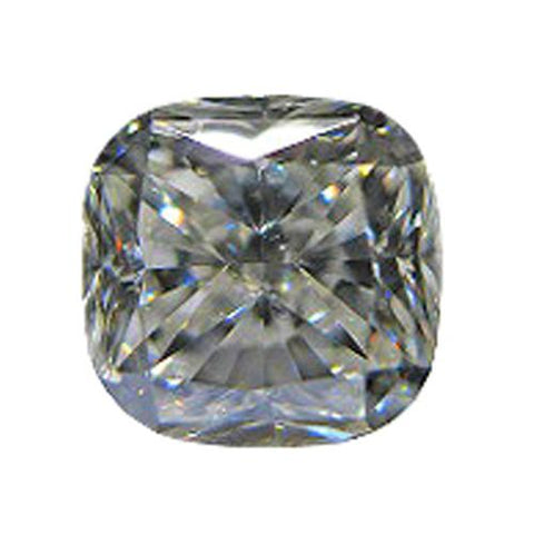 Big Cushion Cut Loose Diamond New 3.01 Carat Diamond