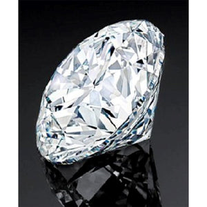 Big Sparkling Round Brilliant Cut 4.02 Carat Loose Diamond New Diamond