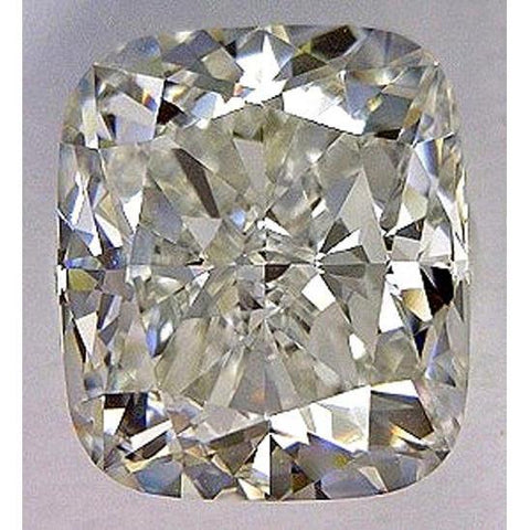 Cushion Cut E Vvs1 Loose Diamond High Quality 1.51 Carat Diamond