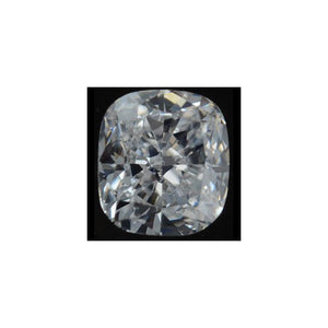Cushion Cut Natural G Si1 2.50 Carat Loose Diamond New Diamond