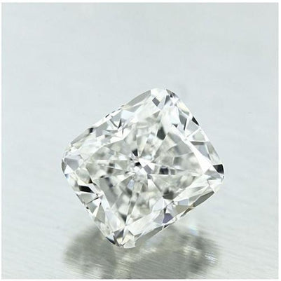 Cushion Cut Sparkling G Si1 3.00 Carat Loose Diamond New Diamond