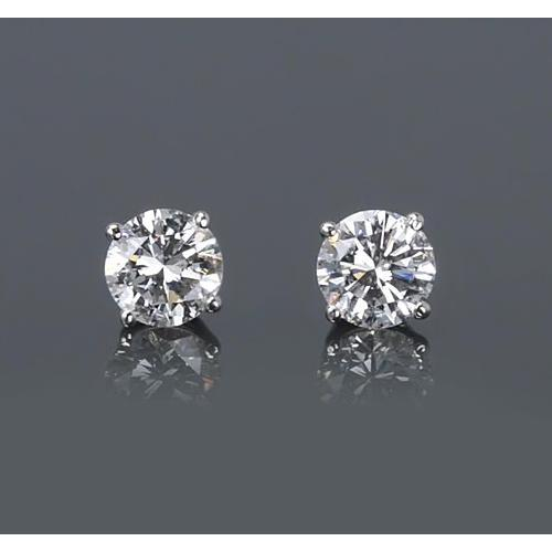 Diamond Stud Earring 1.5 Carats Stud Earrings