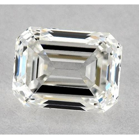 Emerald Cut Diamond Loose 7 Carats I Vs2 Diamond