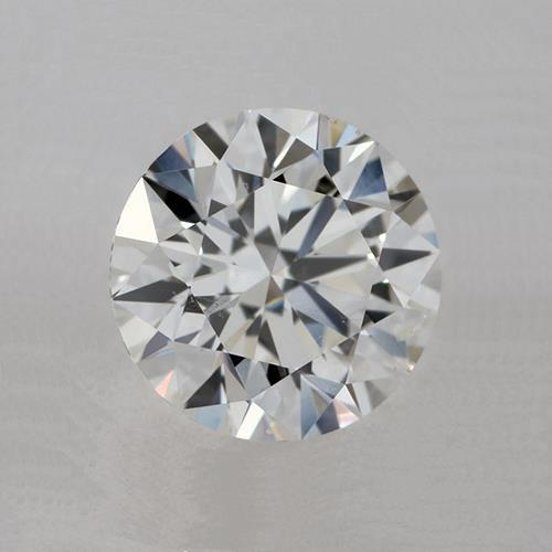 F Vs1 Sparkling Loose 5 Carat Diamond Round Brilliant Cut Diamond
