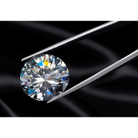 G Si Round Cut Natural Loose Diamond 1.51 Carats Diamond