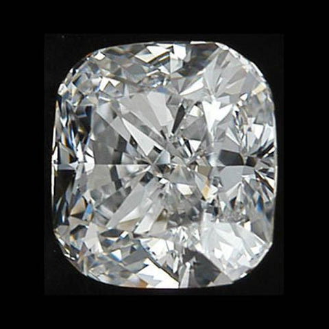 G Si1 Sparkling Loose Diamond Cushion Cut 0.75 Carat Diamond