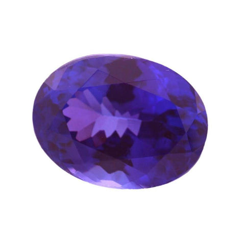 Gemstone Oval Cut Approx. 6 Carats Natural Aaa Loose Tanzanite Gemstone Loose