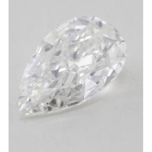 Loose Diamond 3.50 Carat Pear Cut G Si1 Sparkling Diamond