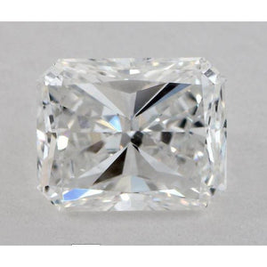 Loose Diamond Radiant 1.25 Ct. Sparkling Loose Diamond Diamond