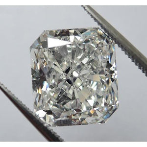 Loose Diamond Radiant Cut Loose 5 Carat Diamond