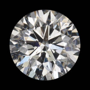 Natural 2.11 Carats F Vs1 Loose Round Cut Diamond New Diamond
