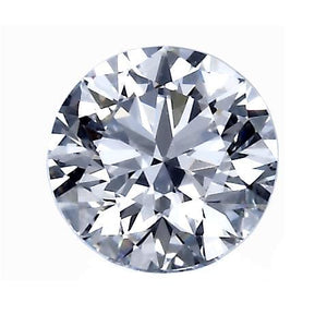 Natural 2.25 Carats Round Cut Loose Diamond Diamond