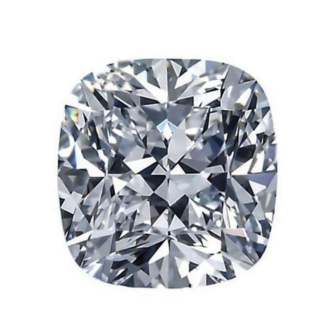 Natural Cushion Cut G Si1 Sparkling 3.00 Carat Loose Diamond Diamond