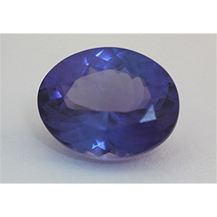 Oval Cut Loose Sri Lankan Sapphire Gem-Stone Natural Approx. 3.9 Ct. Gemstone Loose