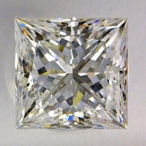 Princess Cut 1.26 Carat F Vs1 Loose Diamond Diamond