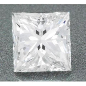 Princess Cut 2.75 Carat Sparkling G Si1 Loose Diamond New Diamond