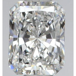 Radiant Cut 4.05 Carat Sparkling G Si Loose Diamond New Diamond